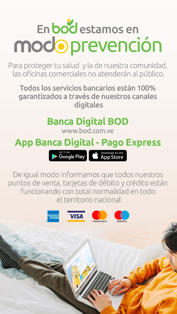 Canales Digitales BOD